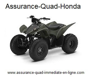 Assurance Quad Honda