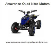Assurance immediate pour quad Nitro Motors
