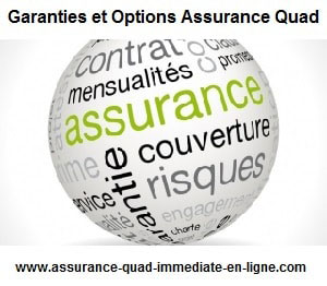 Garanties et Options Assurance Quad