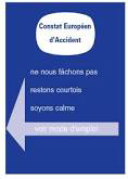 Assurance quad en ligne constat amiable accident