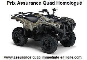 assurance quad homologu prix et adh sion en ligne. Black Bedroom Furniture Sets. Home Design Ideas